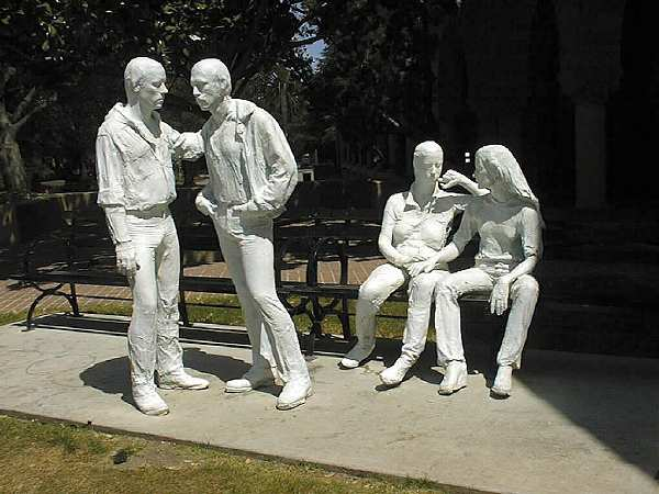 Sex With Statues 65